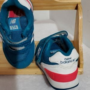 Kids New Balance Sneakers - $19